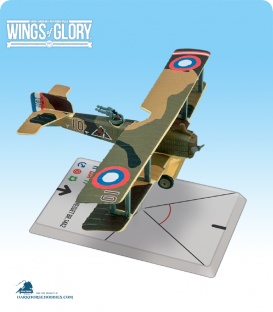 Wings of Glory: WW1 Breguet BR.14 A2 (Stanley/Folger) Airplane Pack