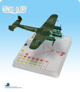 Wings of Glory: WW2 Dornier Do.17 Z Squadron Pack