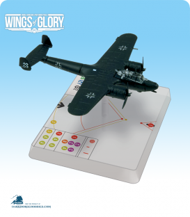 Wings of Glory: WW2 Dornier Do.17 Z–10 Squadron Pack