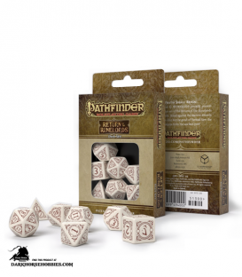 Pathfinder: Return of the Runelords Polyhedral Dice Set