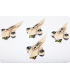 Dropzone Commander: PHR - Mercury Scout Drones (4)