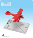 Wings of Glory: WW1 Albatros D.V (Von Richthofen) Airplane Pack
