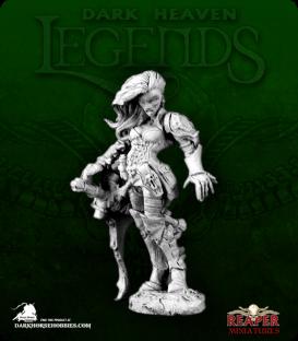 Dark Heaven Legends: Terezinya, Bone Pander Wizard