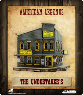 American Legends: The Undertaker's