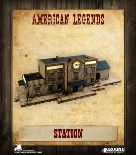 American Legends: Station