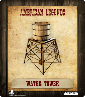 American Legends: Water Tower