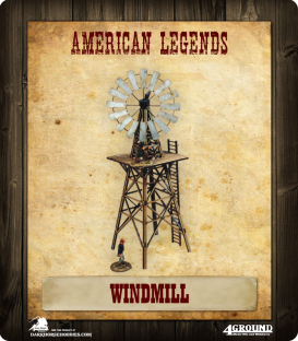 American Legends: Windmill