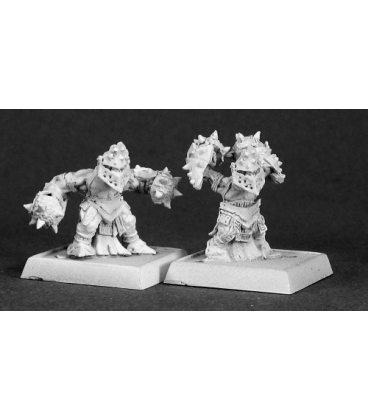 Warlord: Bloodstone Gnome Hoks (10-pack) (unpainted)