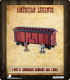 American Legends: 19th C. American Baggage Car (Red)