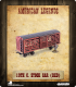 American Legends: 19th C. Stock Car (Red)