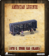 American Legends: 19th C. Stock Car (Black)