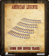 American Legends: 28mm New Curved Tracks