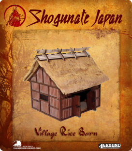 Shogunate Japan: Village Rice Barn