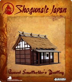 Shogunate Japan: Peasant Smallholder's Dwelling