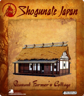 Shogunate Japan: Peasant Farmer's Cottage