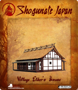 Shogunate Japan: Village Elder's House
