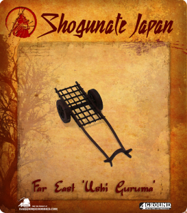 Shogunate Japan: Far East Asian 'Ushi Guruma'