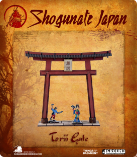 Shogunate Japan: Torii Gate