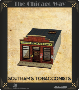 The Chicago Way: Southam's Tobacconist
