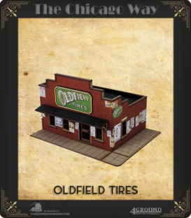 The Chicago Way: Oldfield Tires