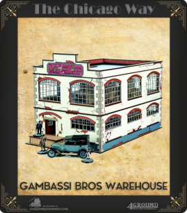 The Chicago Way: Gambassi Bros Wholesale Warehouse