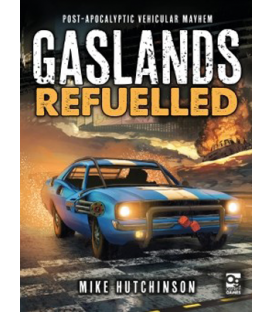 Gaslands: Refuelled - Post-Apocalyptic Vehicular Mayhem