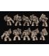 Dropzone Commander: Shaltari - Pungari Auxiliaries (8)