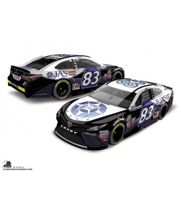 1/64 Nascar Diecast: Corey LaJoie - 2017 JAS Epedited Trucking Toyota