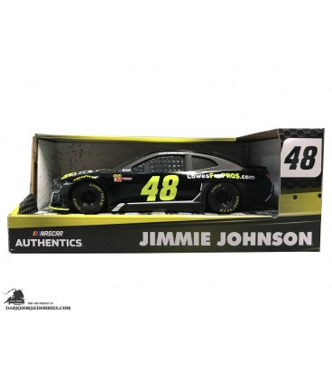 1/24 Nascar Diecast: Jimmie Johnson - 2017 Lowes Chevy Camaro