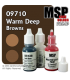 Master Series Paints: Warm Deep Browns Triad