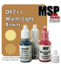 Master Series Paints: Warm Light Browns Triad