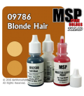 Master Series Paint: Blonde Hair Triad
