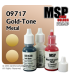 Master Series Paints: Gold-toned Metals Triad