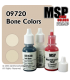 Master Series Paints: Bone Colors Triad