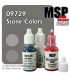 Master Series Paints: Stone Colors Triad