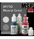 Master Series Paints: Neutral Greys Triad