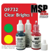 Master Series Paints: Clear Brights One Triad