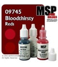 Master Series Paints: Bloodthirsty Reds Triad