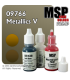 Master Series Paints: Metallics V Triad
