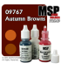 Master Series Paints: Autumn Browns Triad