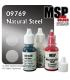 Master Series Paints: Natural Steel Triad