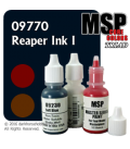 Master Series Paints: Reaper Ink I Triad