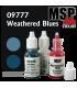 Master Series Paints: Weathered Blues Triad (IB)