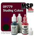 Master Series Paints: Shading Colors Triad