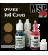 Master Series Paints: Soil Colors Triad