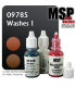 Master Series Paints: Washes I Triad