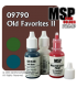 Master Series Paints: Old Favorites II Triad
