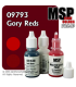 Master Series Paints: Gory Reds Triad (IB)