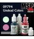 Master Series Paints: Undead Colors Triad
