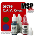 Master Series Paints: CAV Colors Triad